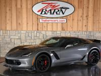 $105,915 MSRP! Fresh Oil Change. One-Owner. Z07