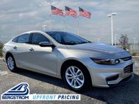 2016 Chevrolet Malibu LT 1LT FWD Beige / Tan 6-Speed