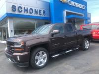 CARFAX One-Owner. Autumn Bronze Metallic 2016 Chevrolet
