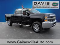 Only 39,295 Miles! This Chevrolet Silverado 2500HD