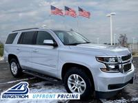 New Price! 2016 Chevrolet Tahoe LT 4WD Silver Ice