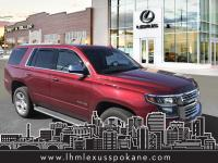 CARFAX One-Owner. Red Tintcoat 2016 Chevrolet Tahoe LTZ