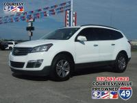 Come see this 2016 Chevrolet Traverse LT. Its Automatic