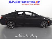 SAVE BIG AT ANDERSON DODGE BY CALLING   TODAY!! Black