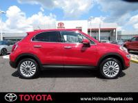 2016 Fiat 500X Lounge, All Wheel Drive, 2.4 Liter,