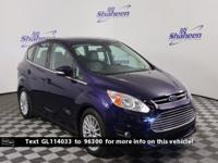 CARFAX One-Owner. Kona Blue 2016 Ford C-Max Energi SEL