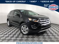 2016 Ford Edge SEL Heated Seats, Automatic temperature