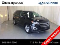 Recent Arrival! 2016 Ford Edge SEL AWD 6-Speed
