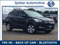 Clean CARFAX. BACKUP CAMERA, BLUETOOTH, DEALER