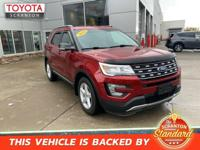 2016 Ford Explorer XLT ***#1 CERTIFIED TOYOTA DEALER IN
