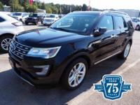 Introducing the 2016 Ford Explorer! You'll appreciate