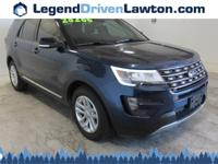 Trustworthy and worry-free, this 2016 Ford Explorer XLT
