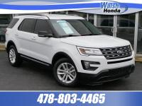 New Price! 2016 Ford Explorer XLT FWD 6-Speed Automatic