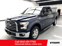 Texas Edition, 2.7L EcoBoost V6 Engine, Cloth Seats, 6
