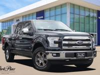*LARIAT / 3.5L ECOBOOST / POWER BOARDS / TRAILER TOW