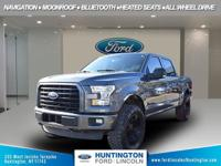 This 2016 Ford F-150 XLT has been selected as Special