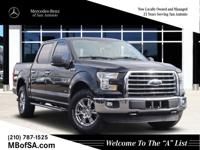 2016 Ford F-150 XLT BlackNew Price! 4WD, 4x4 FX4