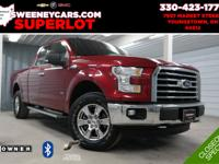 4WD, HEATED SEATS, BLUETOOTH, ONE OWNER, BACKUP CAMERA,