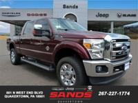 2016 Ford F-250SD Lariat Odometer is 18515 miles below