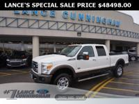 CARFAX One-Owner. Clean CARFAX.2016 Ford F-350SD King