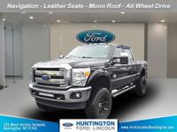 This 2016 Ford Super Duty F-350 Srw Lariat has been