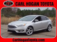 CARFAX One-Owner. Clean CARFAX. This 2016 Ford Focus