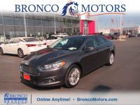 Guard 2016 Ford Fusion SE AWD 6-Speed Automatic