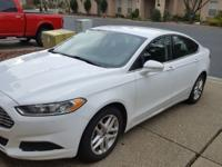 Call Ford Fusion well maintained new tires and smooth