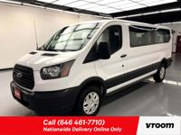 3.7L V6 Engine, Cloth Seats, 12-Passenger Seating,