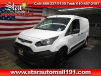 White 2016 Ford Transit Connect XL FWD Automatic*POWER