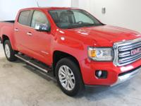 Treat yourself to this 2016 GMC Canyon SLT, which
