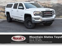 Come see this 2016 GMC Sierra 1500 SLT. Its Automatic