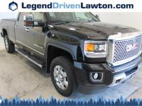 Introducing the 2016 GMC Sierra 3500HD! It delivers an