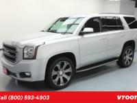 5.3L V8 Engine, Leather Seats, Third Row Seat,
