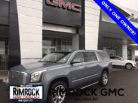 This car features:2016 GMC Yukon XL Denali light steel
