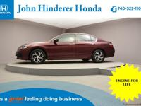Are you looking for a Certified Pre-Owned Honda Accord?