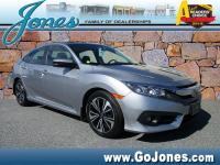 This 2016 Honda Civic Sedan EX-L is offered to you for