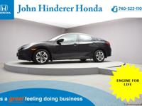 John Hinderer Honda is Thrilled to present a 2016 Honda