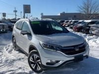 2016 Honda CR-V AWD TouringPriced below KBB Fair