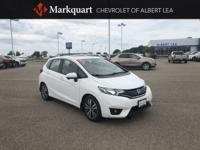 One-Owner Clean CARFAX. Yellow Pearl 2016 Honda Fit EX