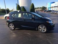 CARFAX One-Owner. Clean CARFAX. 2016 Honda Fit EX FWD