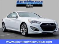 2016 Hyundai Genesis Coupe 2D Coupe 3.8 Ultimate