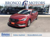New Price! Red 2016 Hyundai Sonata Sport FWD 6-Speed