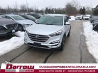 2016 Hyundai Tucson Limited Recent Arrival! Molten