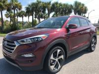 Look at this 2016 Hyundai Tucson Limited. Its Automatic