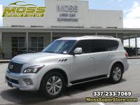 We are excited to offer this 2016 INFINITI QX80. This