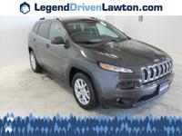 Check out this 2016 Jeep Cherokee Latitude while we