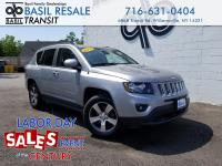 2016 Jeep Compass 4D Sport Utility High Altitude