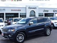 This Jeep Grand Cherokee is conveniently located at