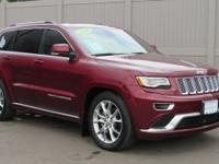 2016 Jeep Grand Cherokee Summit 4WD 8-Speed Automatic